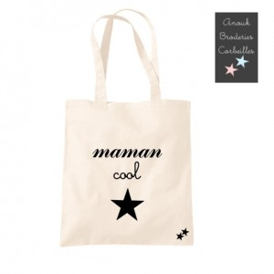 Tote Bag Maman cool