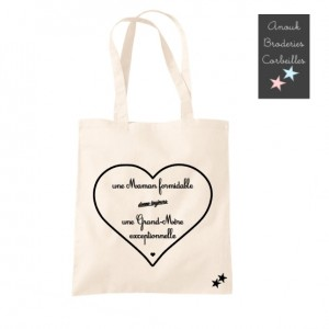 Tote Bag Maman formidable -...