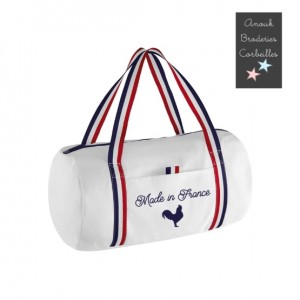Sac polochon Made in France...